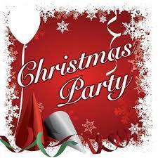 Christmas Party in the Rectory