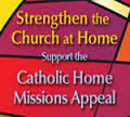 Catholic Home Missions Second Collection