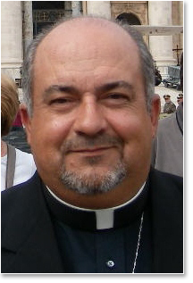 Fr. Jorge on Vacation