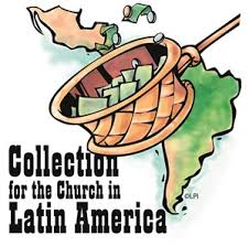 Second Collection for Latin America