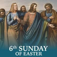 6th Sunday of Easter - Livestream Mass at Noon