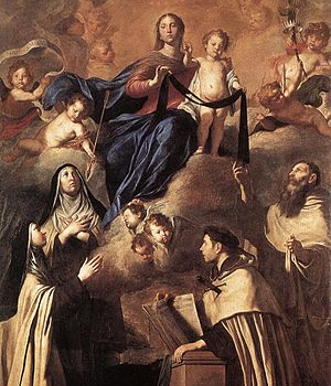 Mass for Our Lady of Mt. Carmel