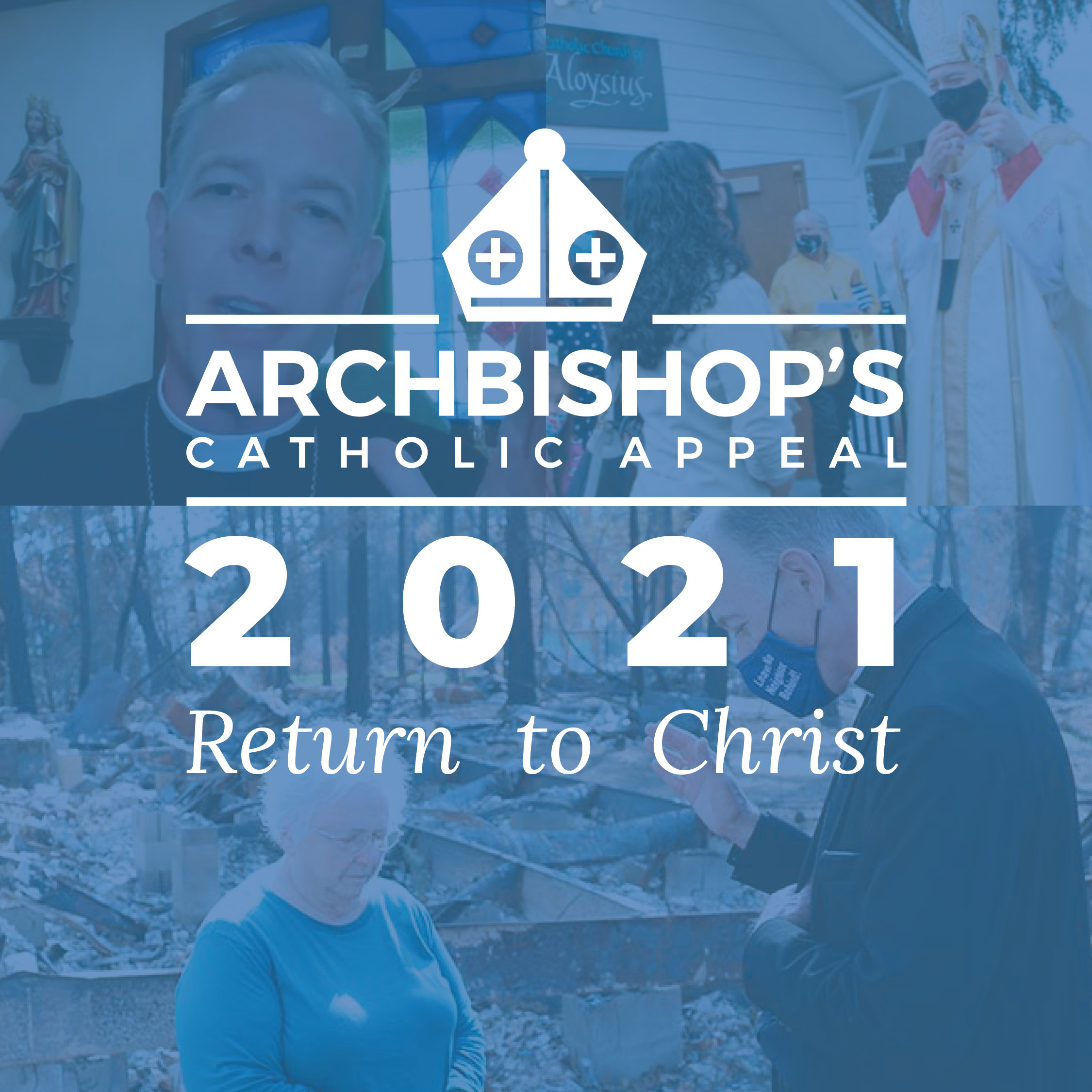 The Archbishop's Catholic Appeal (ACA)supports the Archdiocese's ministries in western Oregon - including pastoral ministries and care for the priesthood.