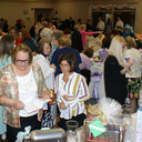 Ladies Tea reaches milestone, adds glam to parish fundraising