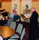 Twelve young men attend seminary's 'Come and See' weekend