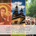 Pilgrims to honor Mother of God