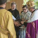 Vatican official ordains subdeacon at Mariapoch pilgrimage