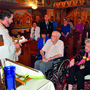 Flushing couple honored for being longest-married in Michigan state