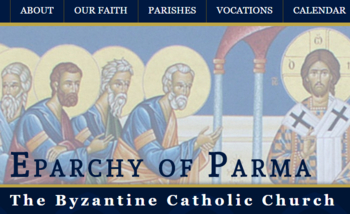 New Eparchial Website