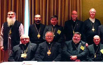 Eastern Catholic bishops attend USCCB fall assembly
