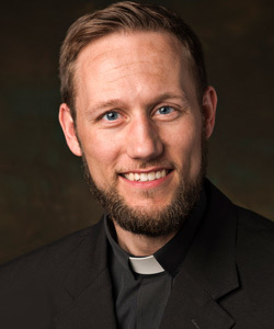 Parma vocation to be ordained Jesuit priest