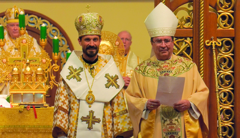 Parma welcomes Bishop Milan