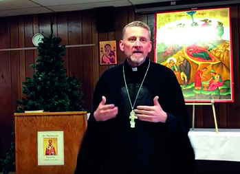 Michigan parish hosts Mariapoch icon for Marian weekend