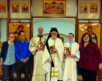 St. Louis parishioners learn iconography