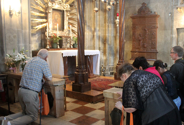 Pilgrims journey to roots of Ruthenian Church | Byzantine