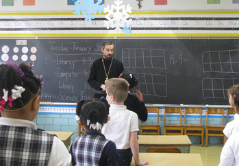 St. Mary School helps others during Catholic Schools Week