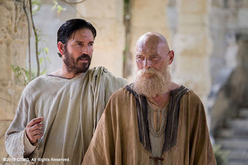 God's grace at heart of film out for Easter