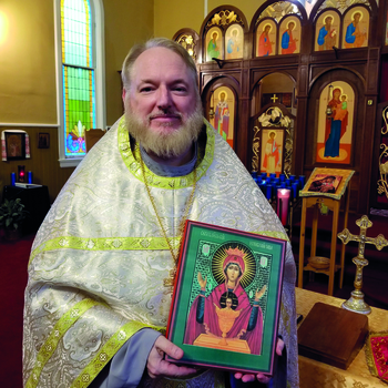 Prayers lifts up those struggling with alcoholism, says priest