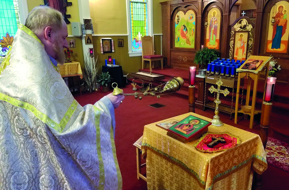 Prayers lifts up those struggling with alcoholism, says