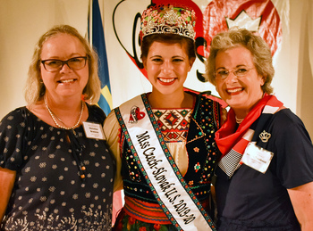 Former St. Emilian parishioner is crowned Miss Czech-Slovak U.S.