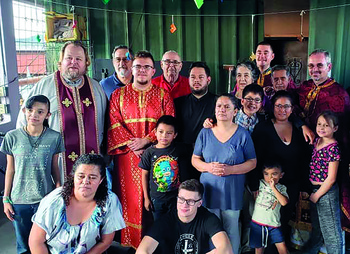 Seminarian candidates go on mission trip to Guatemala