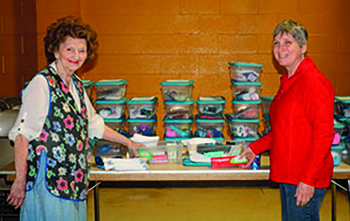 Lenten almsgiving project helps Lorain young people in need