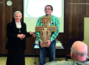 Basilian reminds faithful of servant-leadership at Lenten reflection