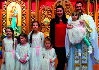 New Parma priest says ordination is 'fulfillment' of long-held desire