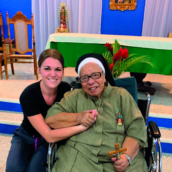 Medical mission trip to Honduras satisfying to young St. Joe parishioner