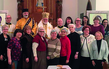 Bishop emeritus leads retreat on penance, growing in Christ