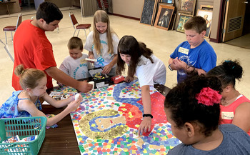 Vacation Bible School highlights Eastern Catholic liturgical year