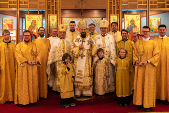 Holy Transfiguration Parish Celebrates Final Divine Liturgy at St. Andrew's Church