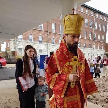 Fruitful Celebration of Sunday of Orthodoxy in St. Louis Mission