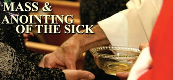 Mass with an Anointing of the Sick