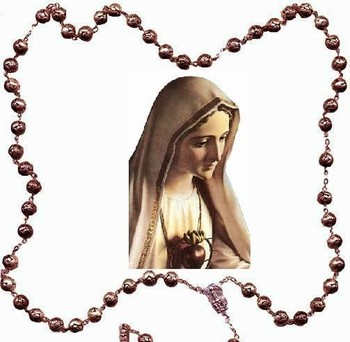 A sung rosary to be offered on April 22, at 5pm, at Holy Family Church