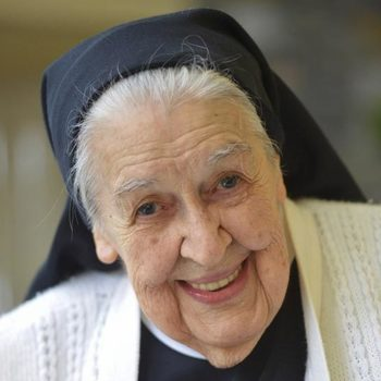 Sr Cecile Goes Home in Peace