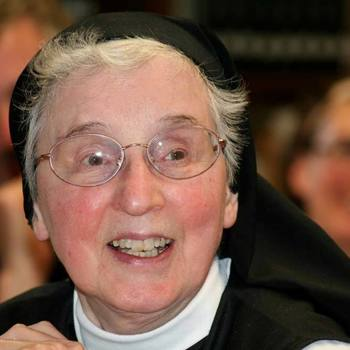 Sr Carol: Gone to be with God