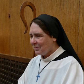 Mother Maureen Retires as Abbess