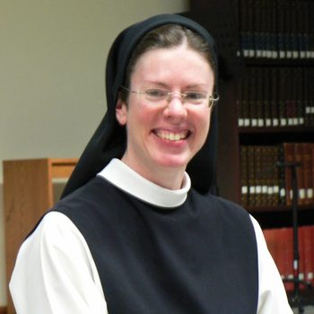 Mother Sofia elected as our new abbess
