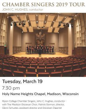 Ripon College Chamber Singers Concert