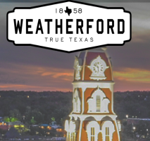 City of Weatherford Announcements