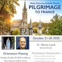 Pilgrimage Opportunity