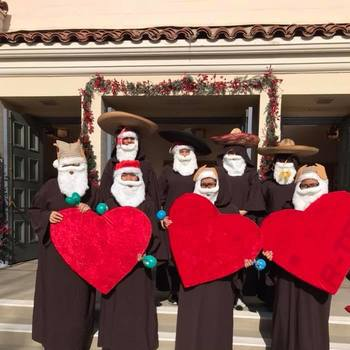 A Special Christmas Message from our Silent Monks