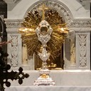 Adoration at St Augustine