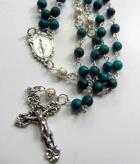 Rosary & Marian Devotions in October