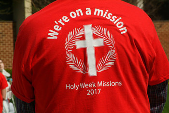 Holy Week Missions