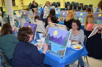 Paint Night for Women