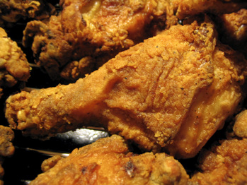 Fried Chicken Dinner Curbside Pickup
