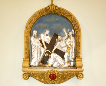 Stations of the Cross from Ascension