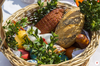 Easter Food Blessing